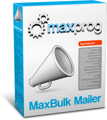 MaxBulk Mailer Retail Box